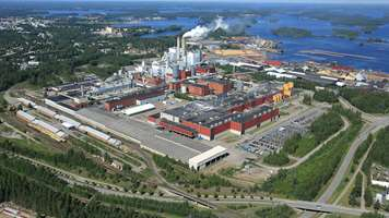 Making industrial history at the Kaukas mill site
