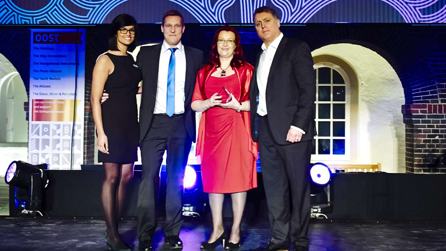 Innovation and leadership recognised in Bio Business Awards 2015